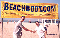 Beachbody fitness programs