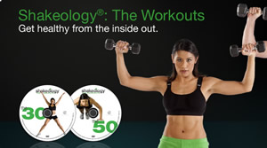 shakeology the workouts