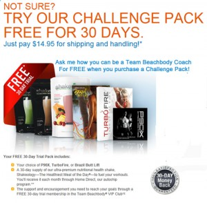 Shakeology FREE 30-Day Trial - $14.95