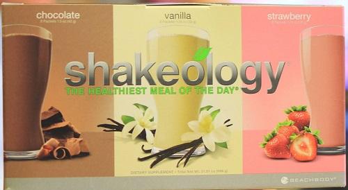 Shakeology trio pack