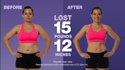 21 Day Fix Workout - Beachbody
