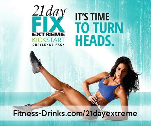 Order 21 Day Fix Extreme Kickstart Challenge pack