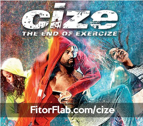 CIZE workout available