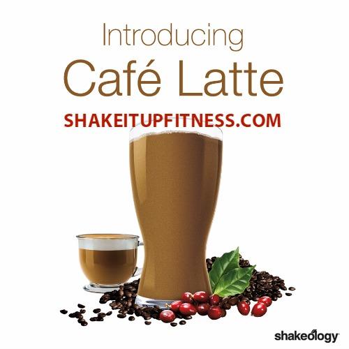 Cafe Latte Shakeology