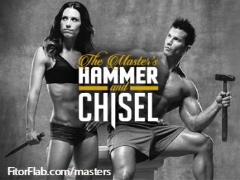 Beachbody Masters Hammer and Chisel