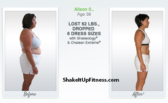 Shakeology healthy results